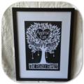 "*Made To Order*. Custom  Family Tree"" - PaperCut Art"