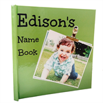 Personalised Name Book (8x8 HARD COVER)