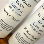'Apple Rose' -  In Shower Moisture Lotion