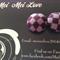 Button earrings, accessories, surgical steel earrings, BUY3GET1FREE