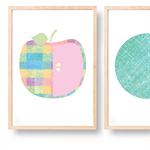Apple♥ A3 Print