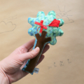 Tree Rattle with kite