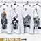 SPECIAL OFFER two (2) Hand screen printed Slim Fit Adult T-shirts