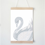 The Graceful Swan ♥ A3 Print