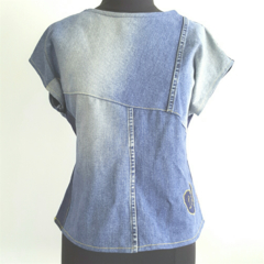 Women's Upcycled Top Size Medium
