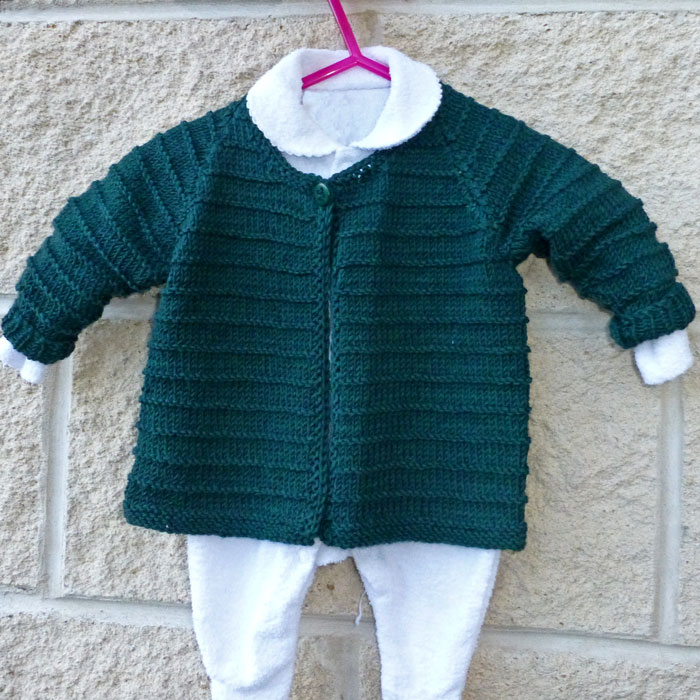 27f2f073a Baby cardigan or jacket, hand knit, wool | Merrilyn Anne Knits and Gifts |  madeit.com.au