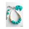 Gift Set - Washable Silicone Necklace, Keyring & Teething Elephant