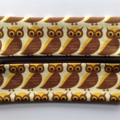 Brown Owl Pencil Case