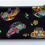 Rainbow VW Beetle Pencil Case