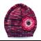 Older Girls Mixed Berries Wool Beanie & Big Flower. Age: 10 11 12 Teen - Adult