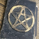 Book Of Shadows Journal Wiccan Journal - Grimore