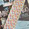 Fabric Bookmark, Spotty