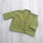 Astrid Cardigan - Size 1 - 100% Australian Merino Wool