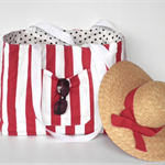 Beach Bag - Summer Bag - Beach Tote