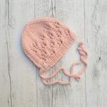 Little Bonnet - Hand Knitted - Size 0 - 100% Australian Wool
