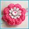 Pink Flamingo Headband - Baby Toddler Girls Zara BB
