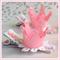 Pink Crown Hair Clips ♥ Pink Tiara Clippies ♥ Girls Baby Toddler ♥ Zara BB ♥