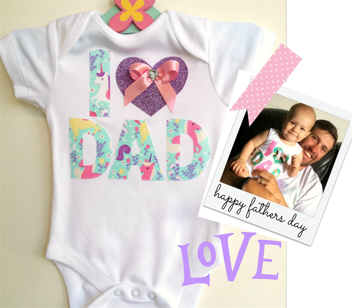 Fathers Day Gift Baby Outfit  All Onesie Sizes Available