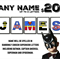 YOUR NAME IN SUPERHERO LETTERS * $20 FOR ANY NAME UP TO 8 LETTERS