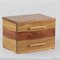 Expandable Jewellery Box made from Blackbutt, Jarrah, and Victorian Ash.