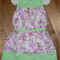 Girls Size 6 Fairy Dress with Vintage Lace Sleeves