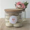 Soy Tealight candle - 12 pack - glass cannister