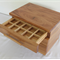 Expandable Jewellery Box made from Blackbutt and Victorian Ash.