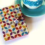 Tea Bag Wallet - Geo Shapes