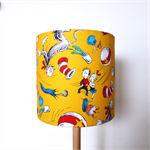 The Cat In The Hat Lamp Shade | Dr Seuss | Yellow