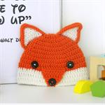 Fox Beanie - Newborn
