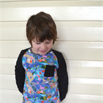 "Long sleeve boys shirt. ""Hello My Deer"" Japan-inspired winter tee. Size 1 to 4."