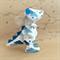 """Dragon soft toy """"Dreamy McDragon"""""""
