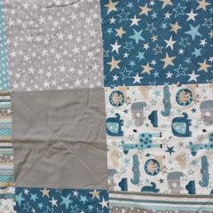 Custom Quilt Blanket for Melanie F - Starry Night