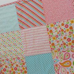 Custom Quilt Blanket for Melanie F