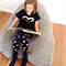 Beanbag, Floor Cushion - Shavasana Knitted Beanbag