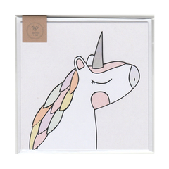 UNICORN - MINI CARD