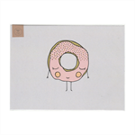 Sweet Wishes Donut (Art Print)