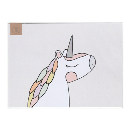 Unicorn (Art Print)