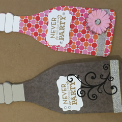 private listing Handmade Card - Stampin Up