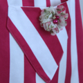 Kandy Kapers ladies half apron