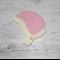Hand knitted Helmet in 100% Australian Merino Wool - Newborn