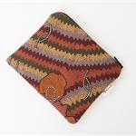 Aboriginal Womens Corroboree print coin purse