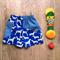Size 1 - Asymmetric Shorts