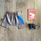 Size 00 - Harem Pocket Shorts