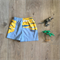 Size 0 - Asymmetric Shorts