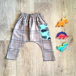 Size 1 - Harem Pocket Pants