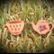 Teacup and Teapot Earrings
