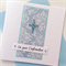Confirmation congratulations damask lush crystal cross celebrate card