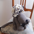 Lambert: hand crocheted Lion by CuddleCorner: OOAK, Washable