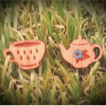Teacup and Teapot Earrings
